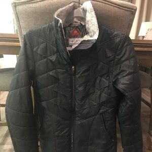 Columbia Black Size Small Omni-Heat Jacket